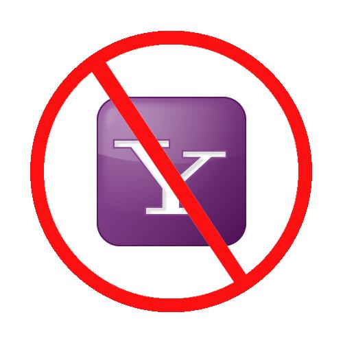 Yahoo Site Explorer odchodzi w niepamięć